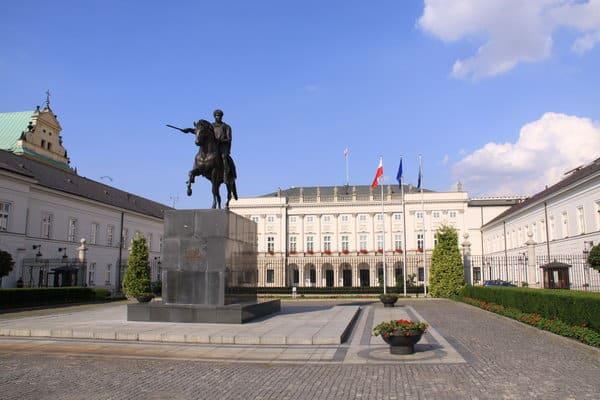 prasidentenpalast