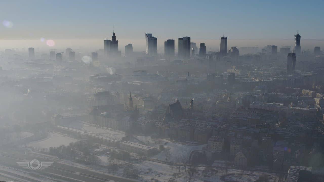 warschau-unter-smog