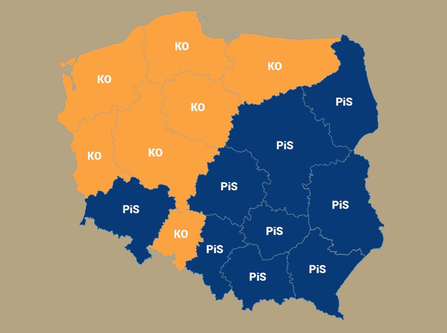 kommunalwahl polen 2018