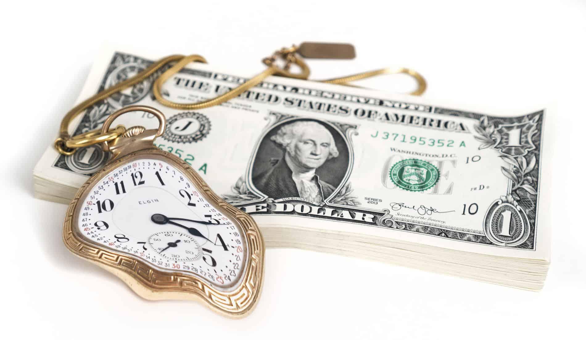 zeit-ist-geld