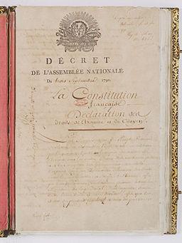 verfassung-frankreich-1791
