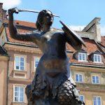 warschau-meerjungfrau
